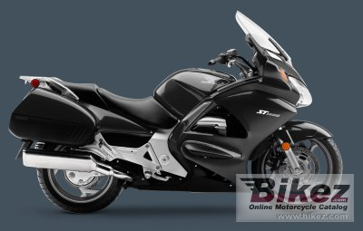 2010 Honda ST1300 specifications and pictures