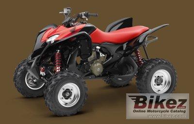 2010 Honda TRX700XX
