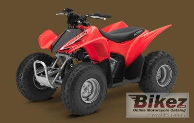 2010 Honda TRX90X