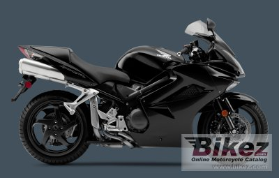 2010 Honda VFR 800 Interceptor specifications and pictures
