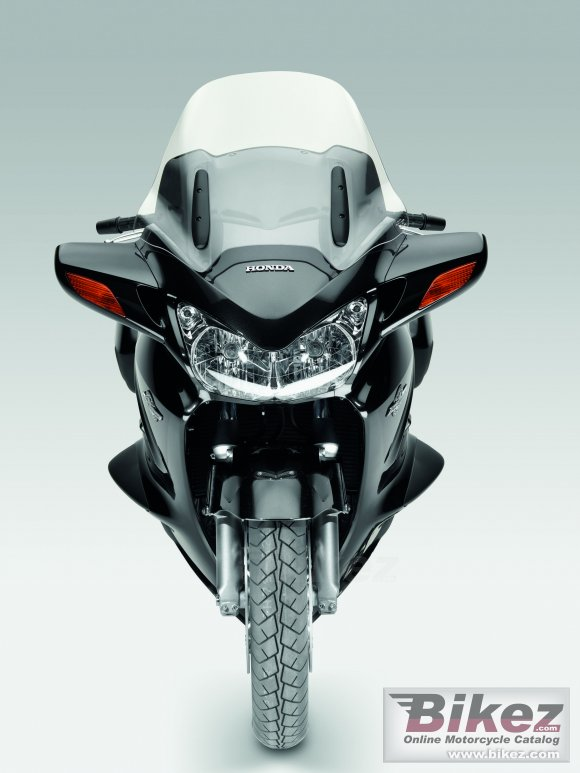 2011 Honda ST1300 Pan-European