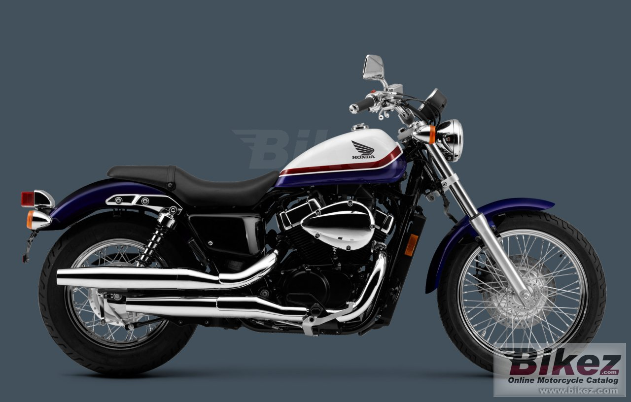 Honda shadow rs