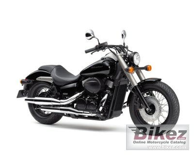 2011 Honda Shadow Phantom photo
