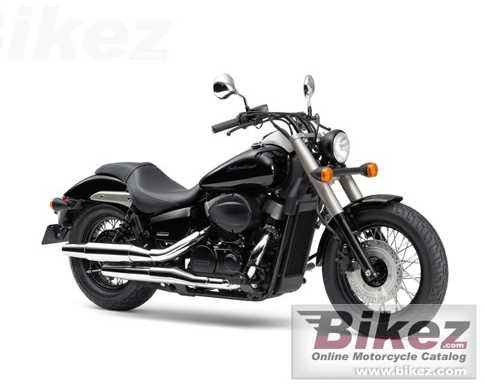 Big Honda shadow phantom picture and wallpaper from Bikez.com