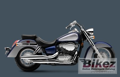 2011 Honda Shadow Aero photo