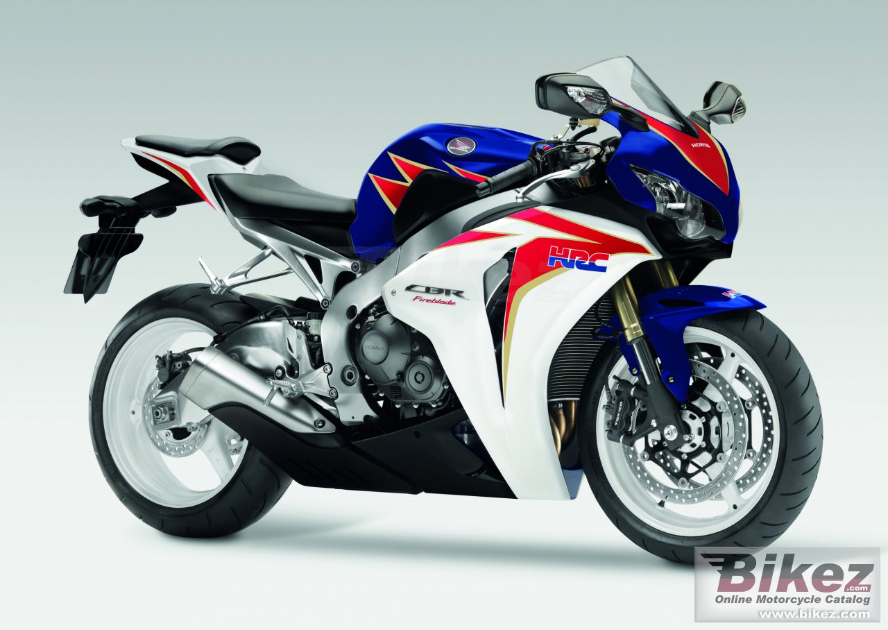 Big Honda cbr1000rr picture and wallpaper from Bikez.com