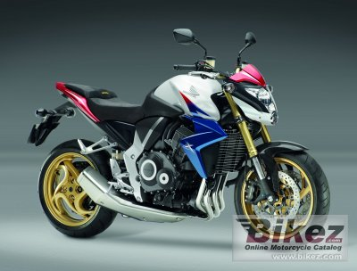 2011 Honda CB1000R photo