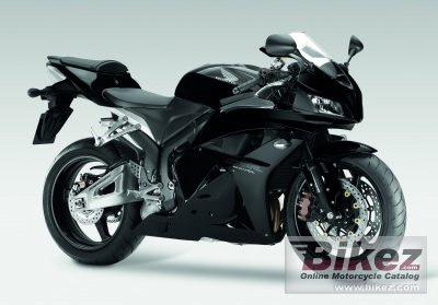 2011 Honda CBR600RR ABS photo