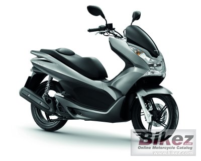 2011 Honda PCX photo