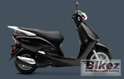 2011 Honda Elite photo