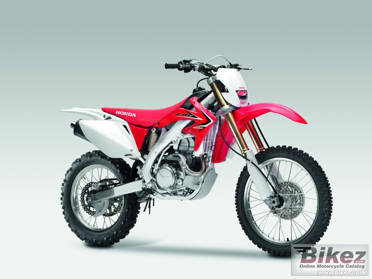 Big Honda crf450x picture and wallpaper from Bikez.com