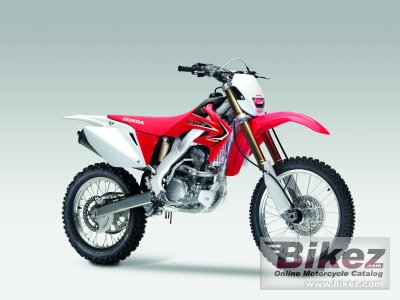 2011 Honda CRF250X photo