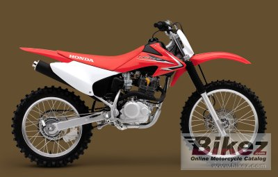 2011 Honda CRF230F photo