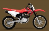 2011 Honda CRF150F photo
