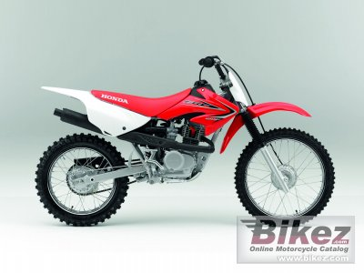 2011 Honda CRF100F photo