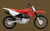 2011 Honda CRF80F photo