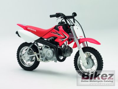2011 Honda CRF50F photo