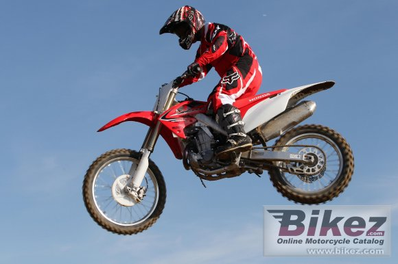 2011 Honda CRF450R photo