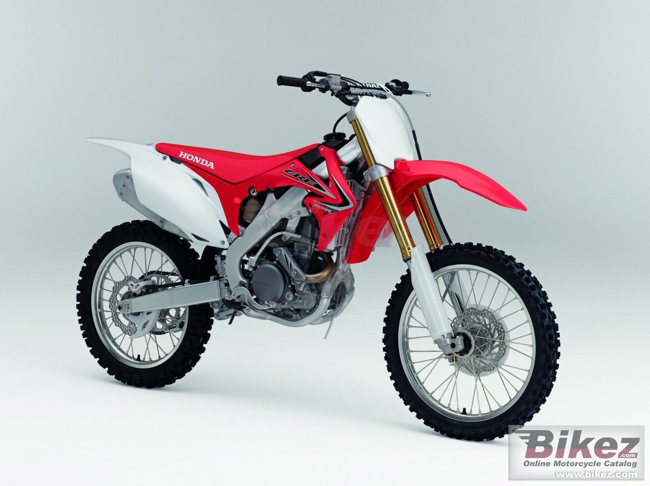 Big Honda crf250r picture and wallpaper from Bikez.com