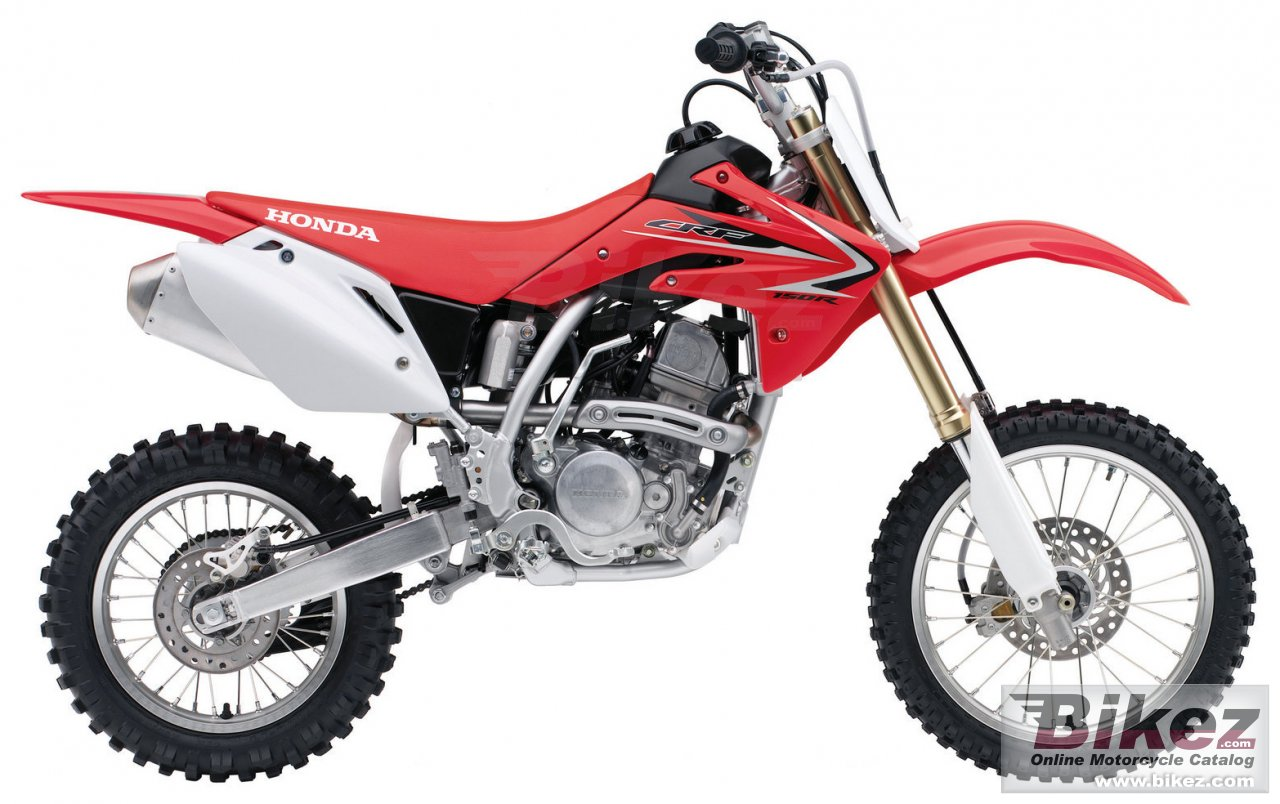 Big Honda crf150r expert picture and wallpaper from Bikez.com