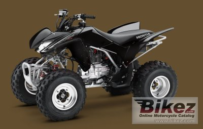 2011 Honda TRX250X photo