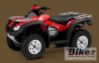 2011 Honda FourTrax Rincon photo