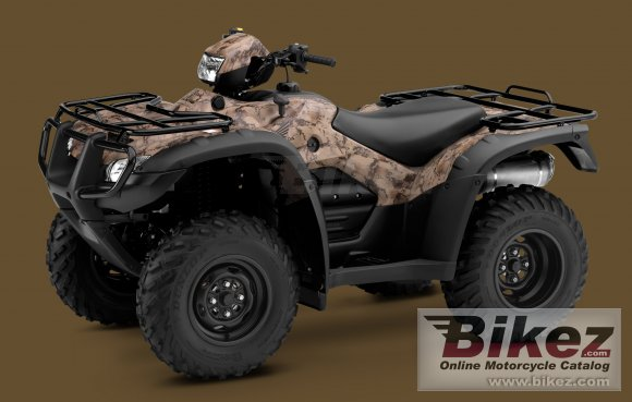 2011 Honda FourTrax Foreman Rubicon