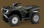 2011 Honda FourTrax Foreman 4x4 photo