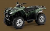 2011 Honda FourTrax Rancher photo
