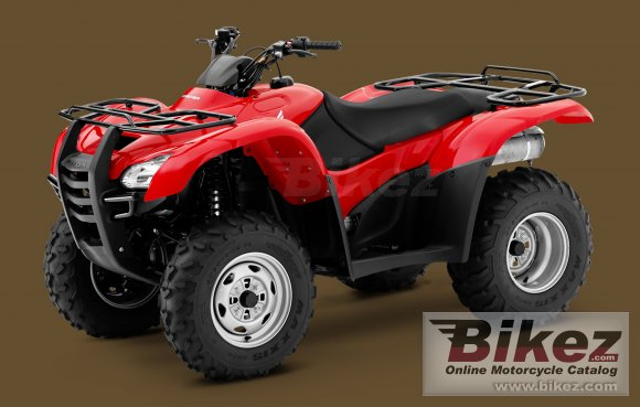 2011 Honda FourTrax Rancher