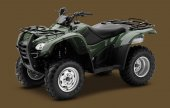 2011 Honda FourTrax Rancher 4x4 photo