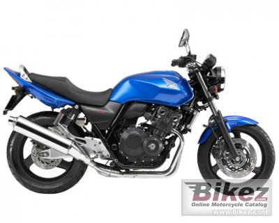 2011 Honda CB400 Super Four ABS photo