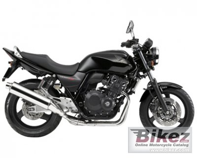2011 Honda CB400 Super Four ABS