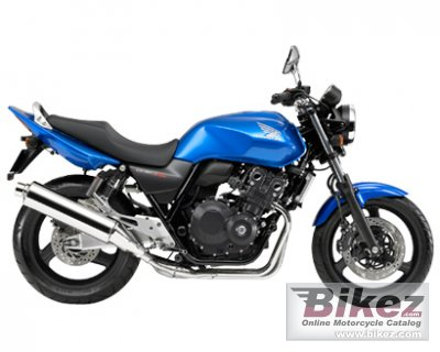 2011 Honda CB400 Super Four