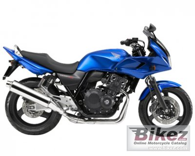 2011 Honda CB400 Super Bol dOr photo