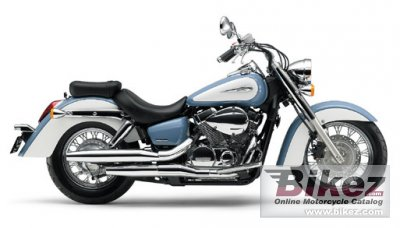2011 Honda Shadow Classic 400 photo