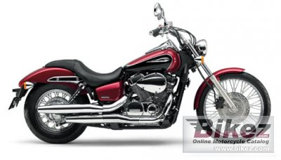 2011 Honda Shadow Custom 400
