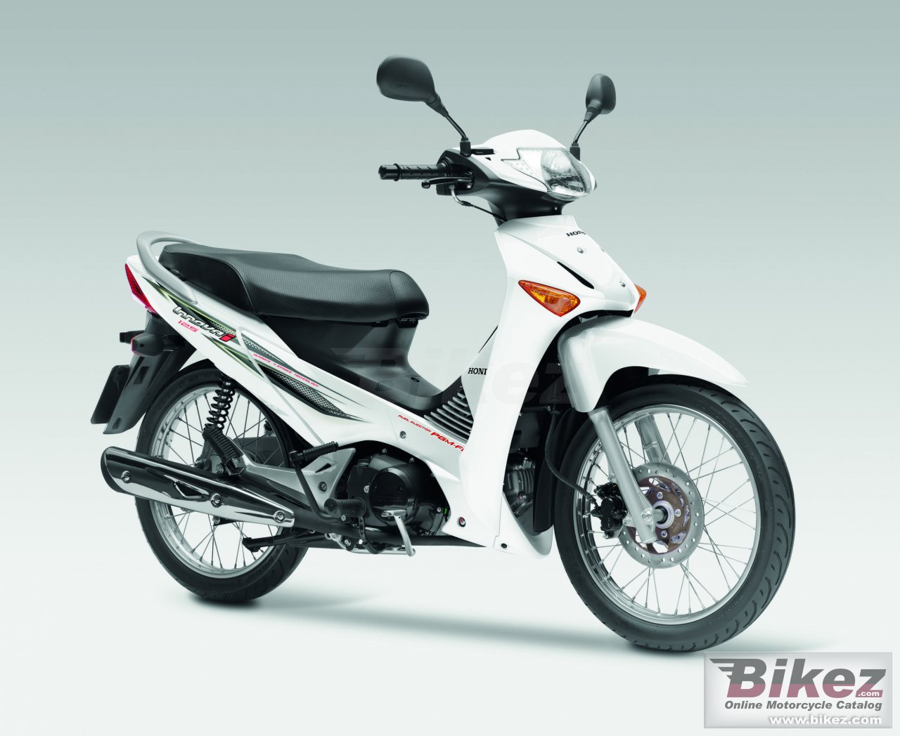Big Honda anf125i innova picture and wallpaper from Bikez.com