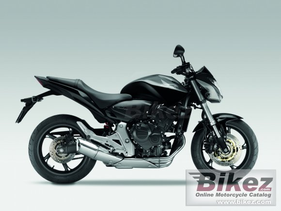 2011 Honda CB600F photo