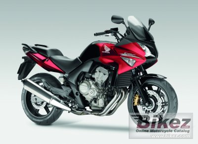 2011 Honda CBF600S ABS photo