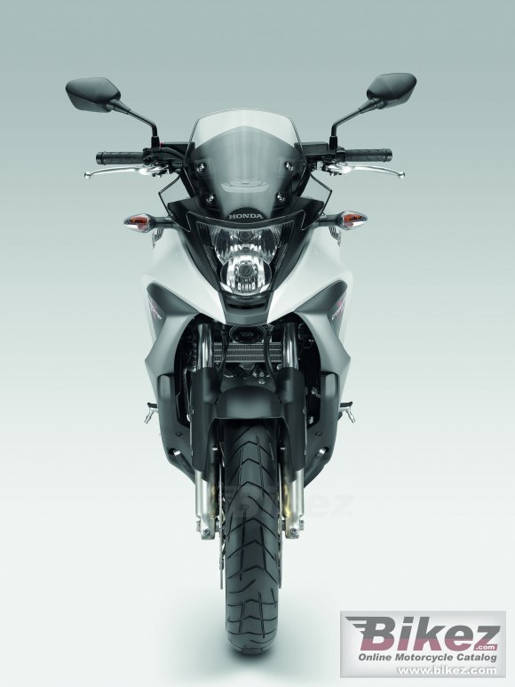 2011 Honda Crossrunner photo