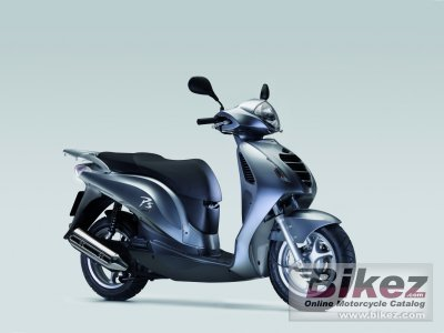 2011 Honda PS150i photo