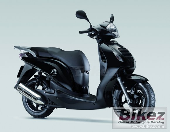 2011 Honda PS150i Sporty