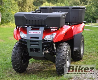 2011 Honda TRX420FA photo
