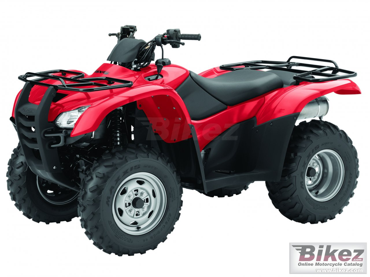 Big Honda trx420fm picture and wallpaper from Bikez.com