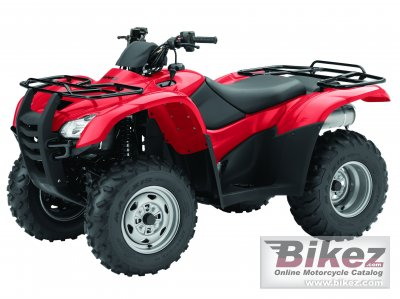 2011 Honda TRX420FPM photo