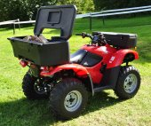 2011 Honda TRX420TM photo