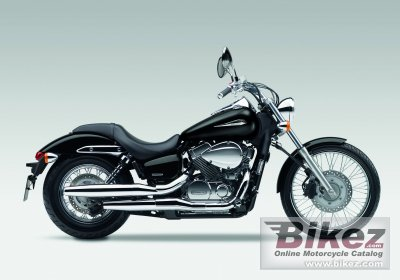 2011 Honda VT750C2 Shadow photo