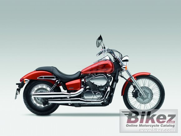 2011 Honda VT750C2 Shadow
