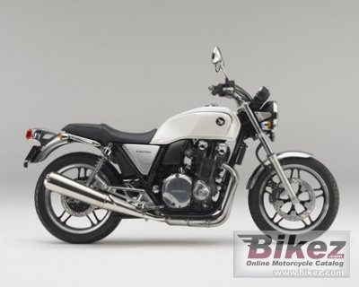 2011 Honda CB1100 Type1 photo